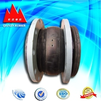 OEM offer high pressure flexible couplign expansion joint rubber bellow flange