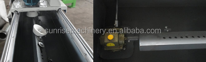 Semi-Automatic crusher knife grinder SMD1200