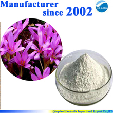 High quality Natural plant extract powder Colchicine 64-86-8 with reasonable price !!