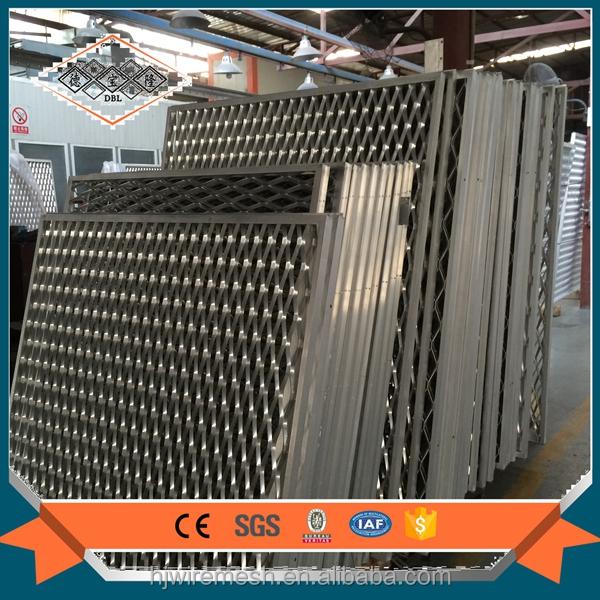 Ext rieur d coratif m tal d ploy maille panneaux muraux treillis d 39 acier id de produit - Panneau decoratif metal exterieur ...