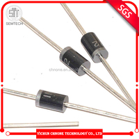 schottky barrier rectifier diode DO-27 diode in5822 For use in low voltage, high frequency inverters