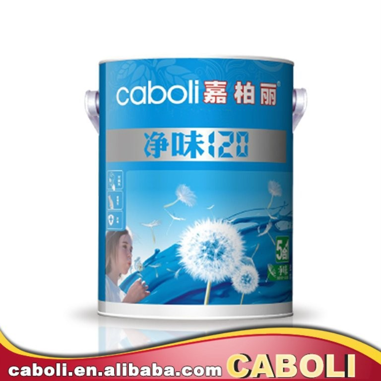 Caboli waterproof paint for bathrooms