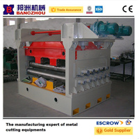 5-16mm metal sheets leveler, straightener,straightening machine