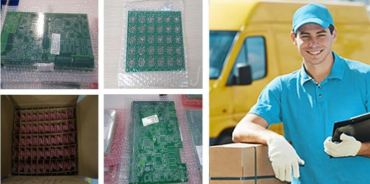 Multi Layers PCB Prototype Manufacturer and PCB Assemblly