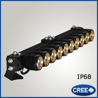 Auto lighting original manufacturer high power off road tuning led light bars for trucks