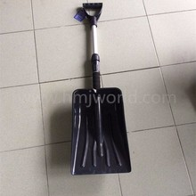 Collapsible plastic snow shovel for America market
