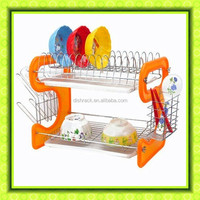 2014 hot sale new top quality latest design kitchen Dish Drainer Rack