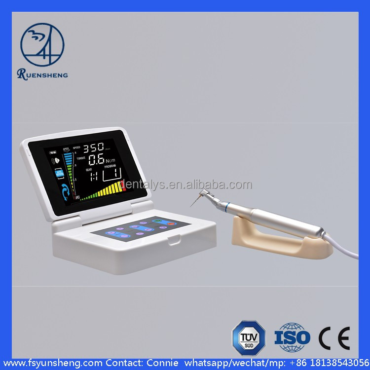 Medical Devices Dental 2 in 1 Combo Root Canal Treatment Endo Motor Endodontics endomotor+Apex Locator