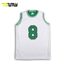 woman basketball jersey design 2016 color white/green