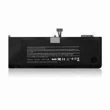 Factory Price A1382 Laptop Battery Replace for Apple MacBook Pro 15'' A1286 2011 2012