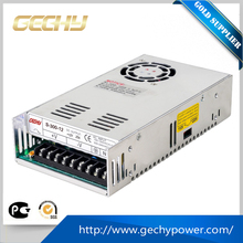 Constant voltage 300w switch mode ac to dca 15v 20a adjustable dc power supply