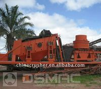 portable stone equipment Widely used