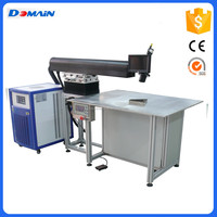 200w Jewelry and AD Metal Letters Laser gold Welding Machine