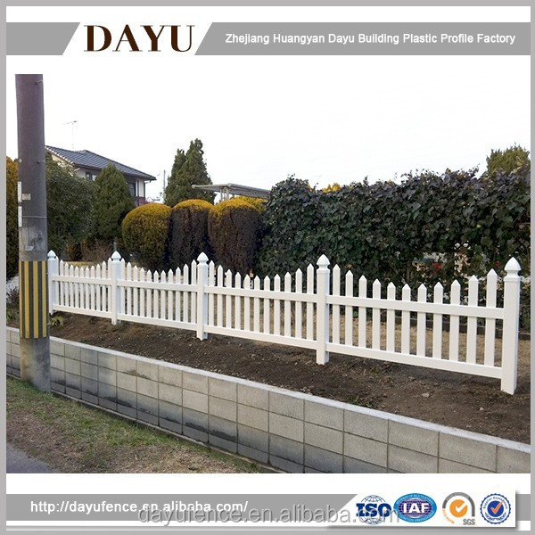 Wholesale Household Product Plastic Fence Boards