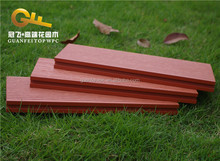Wood Plastic Composite Decking WPC Planche