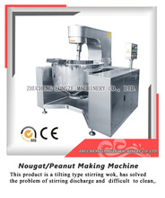 Ranch sauce mixing machine with stirrer