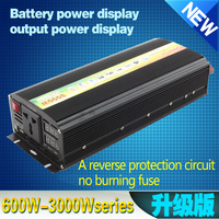 110VDC to 220VAC 3000w modified solar power inverter inverter