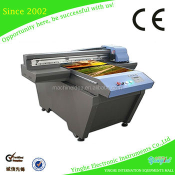 Perfect UV Flatbed Printing Machine