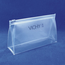 fashion clear plastic pvc gift cosmetic packing bag
