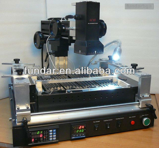 2012 Released Latest New version IR PRO-SC ACHI infrared rework station