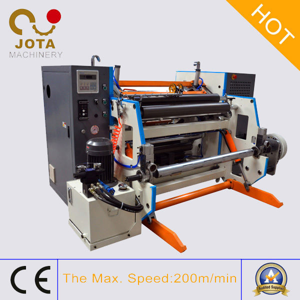 Hydraulic Loading Concert Tickets Roll Cutting Machinery Manufacture