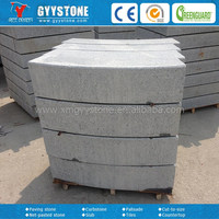Top quality granite curbstones suppliers for driveways