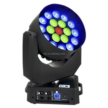 VIKY LED moving head zoom light with Gaggione lens MC-1019Z