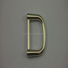 High quality customized solid brass belt buckle o ring belt buckles d ring belt buckle