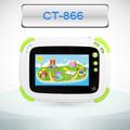 4.3 inch kid tablet game player with more education game
