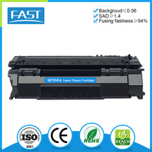 High Quality Q7553A Compatible Toner Cartridge Replacement for Laser P2015