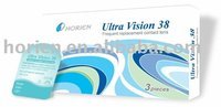 Three Months Contact Lens Ultra vision 38