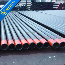 china top wholesale low price API5CT red/black tubing and casing pipe