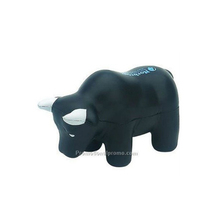 Fun PU Bull toy, Promotional Bull anti stress reliever