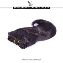 ZSY 2014 hot sale high quality premium now hair weave