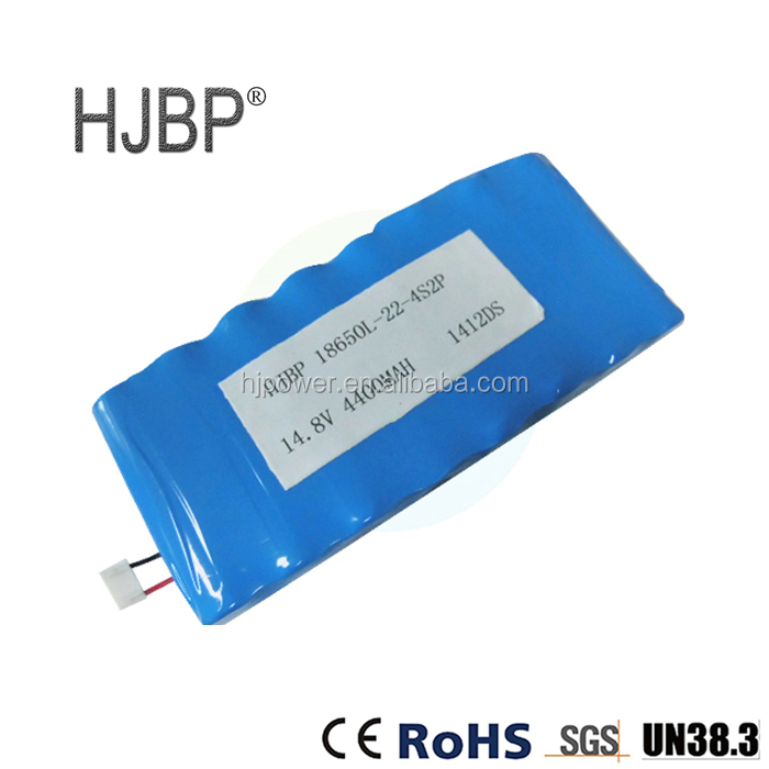 2017 hot sales factory price customized 6.4v lifepo4 battery for RC car