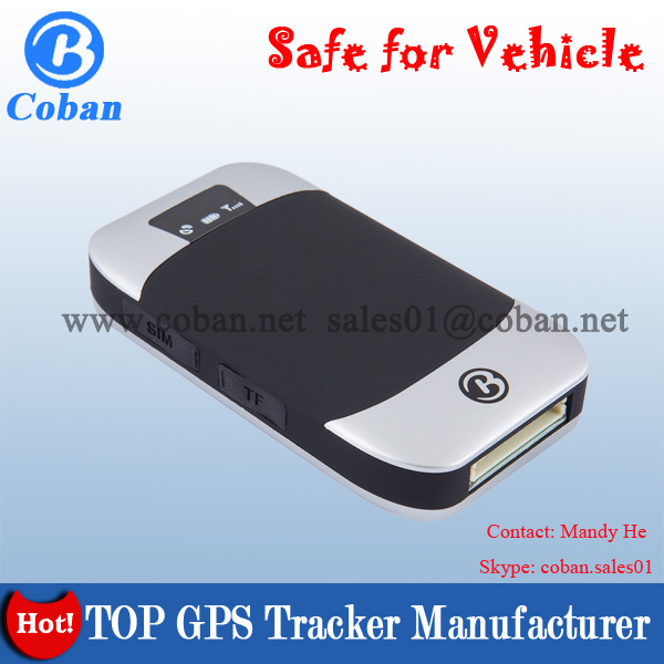 New Arrival with ACC , Door Alarms Cheap Car GPS 303H Coban New Car Tracker, GPS Vehicle Tracker