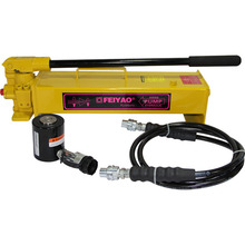 Low price steel hydraulic cylinder hand pumps