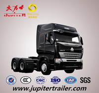 Hot Sale Diesel Big Trucks Tractor With Low Price For Sale