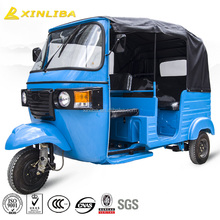 Hot selling high quality new 200CC petrol tuk tuk