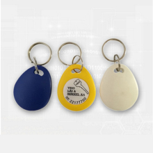 programmable rfid rewritable 125khz keyfob lock door rfid card