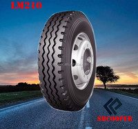 LONGMARCH RADIAL TRUCK TIRE 9.00R20-LM210