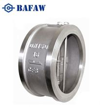 Advanced production equipment best-selling lift type stainless steel /cast iron poppet check valve