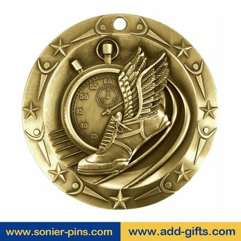 custom medals no minimum order trophies and medals china machine to make medals in die casting