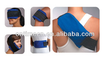 Multi-purpose hot/cold shoulder pad