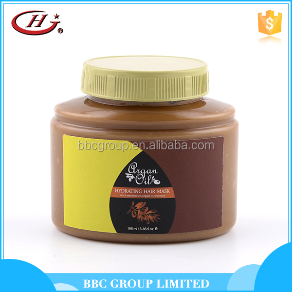 BBC Argan Oil Gift Sets Suit 001 Professional natural cream argan oil hair mask