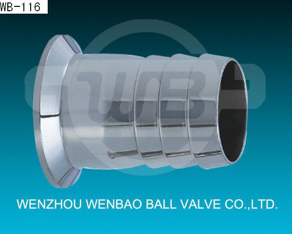 Stainless steel sanitary Joints pipe fittings