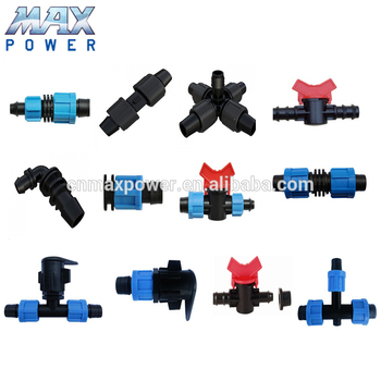 New design irrigation equipment/take apart dripper without pressure compensation
