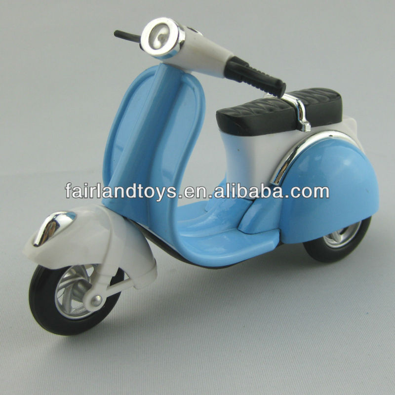 diecast mini scooter toy alloy motorcycle model