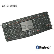 For Iphone, Google TV, Tablet PC mini bluetooth 3.0 keyboard with touchpad
