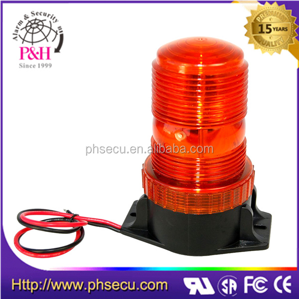 led car strobe flash light